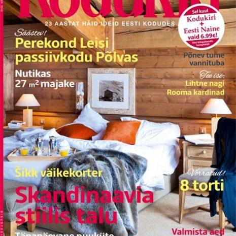 COW ajakirjas Kodukiri