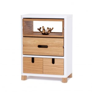 001 - COW Cabinet with Boxes S3L-011 - Picture 1