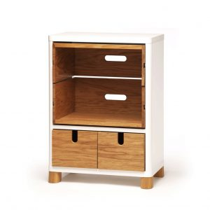 002 - COW Cabinet with Boxes S3L-200 - Picture 2