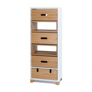 002 - COW Cabinet with Boxes S6L-032 - Picture 2