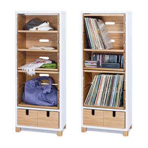 COW Cabinet with Boxes S6-500
